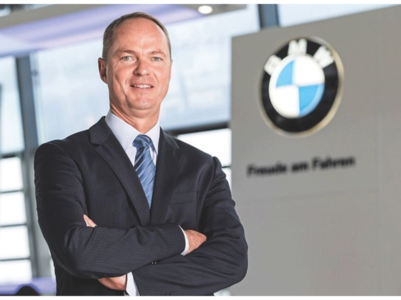 BMW N.A. chief Kuhnt moving to post in Germany; former Mini boss to succeed him thumbnail