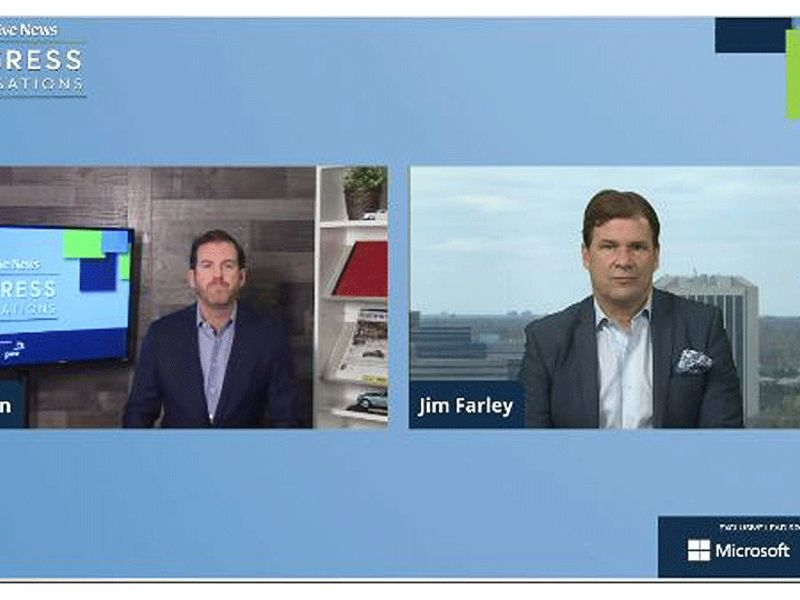 Ford CEO Farley calls chip shortage 'greatest supply shock' thumbnail