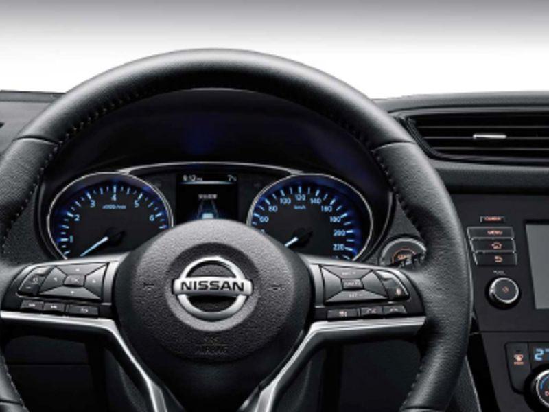 Nissan brand.'