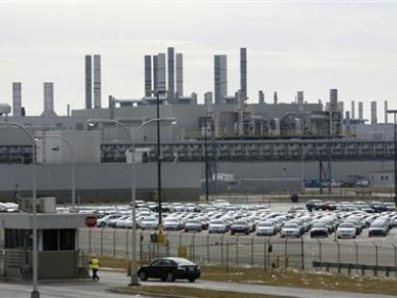 Toyota Plant Georgetown Ky >> Toyota Plants Ready To Receive Replacements For Faulty Pedals