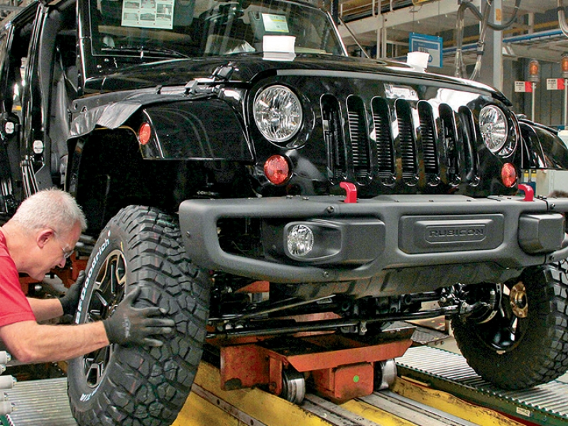new arrival d4127 cf079 Jeep Wrangler to stay in Toledo, Cherokee leaving, Wrangler-based pickup  coming