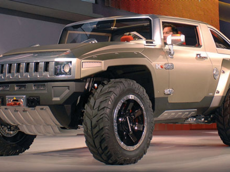 Is Hummer Coming Back In 2018? >> If Only General Motors Still Made The Hummer