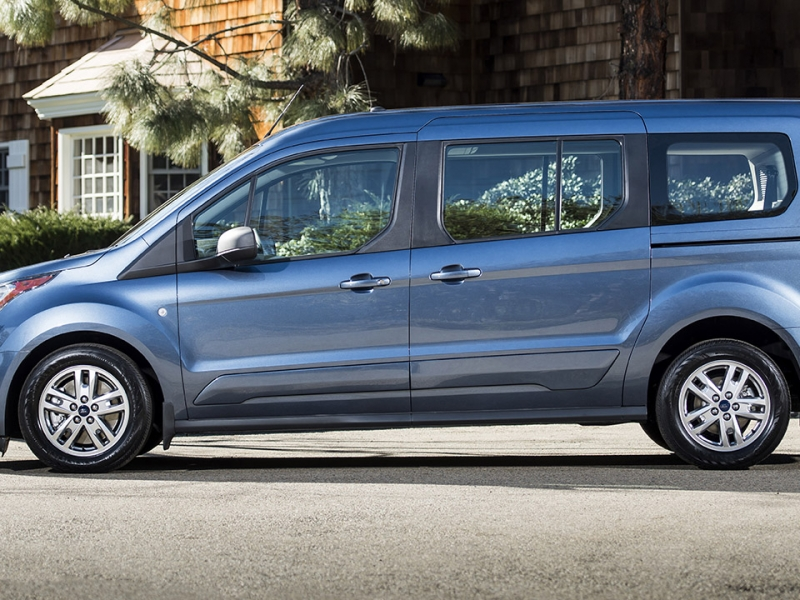Ford S 2019 Transit Connect Wagon Gets 29 Mpg On Highway