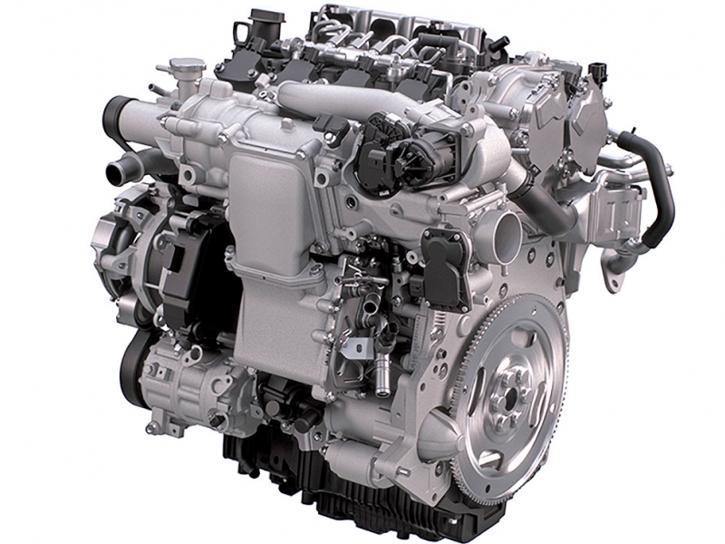 Mazda pitches Skyactiv-3 engine tech to rival EVs