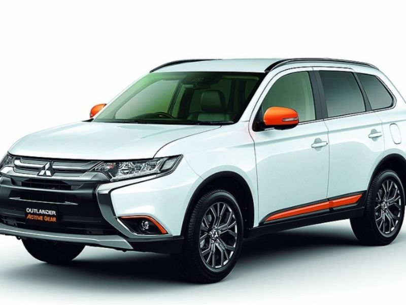 Next Generation Mitsubishi Outlander Might Get Engine From Nissan