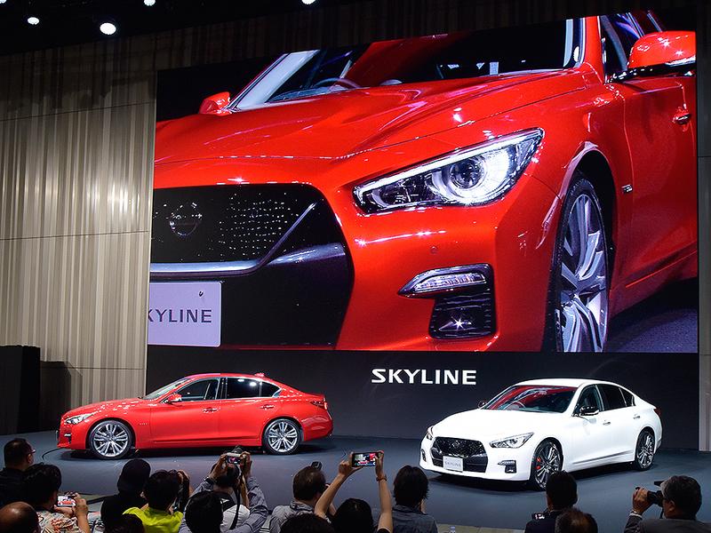 Nissan upgrades driver assistance, but U.S. must wait