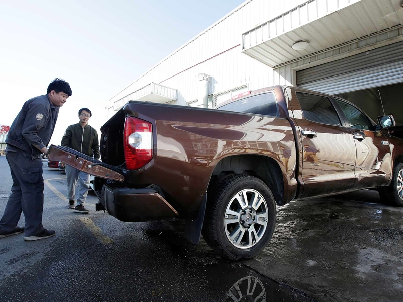 It's time for Beijing to deregulate pickup use
