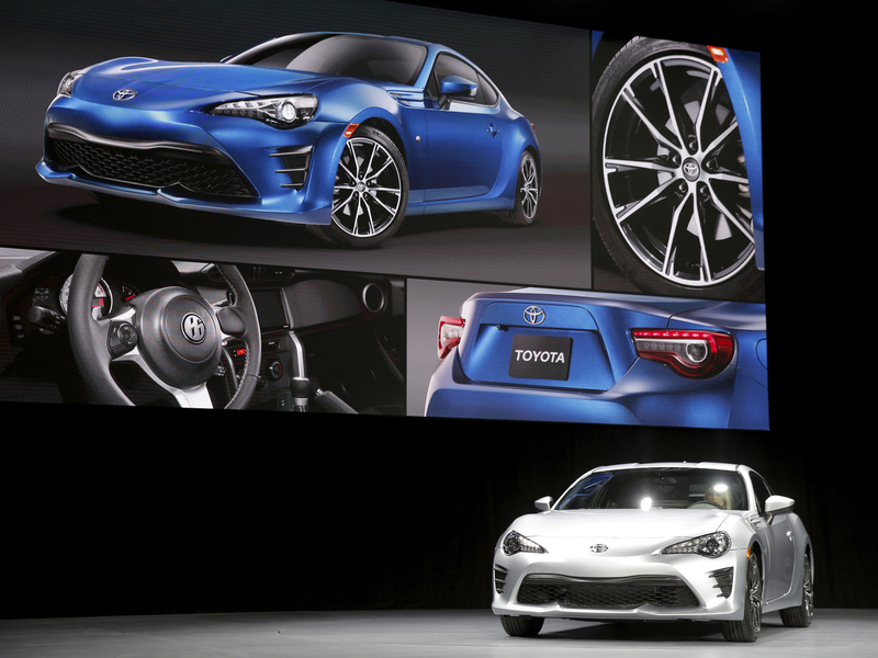 Toyota plans 2nd-generation 86, report says