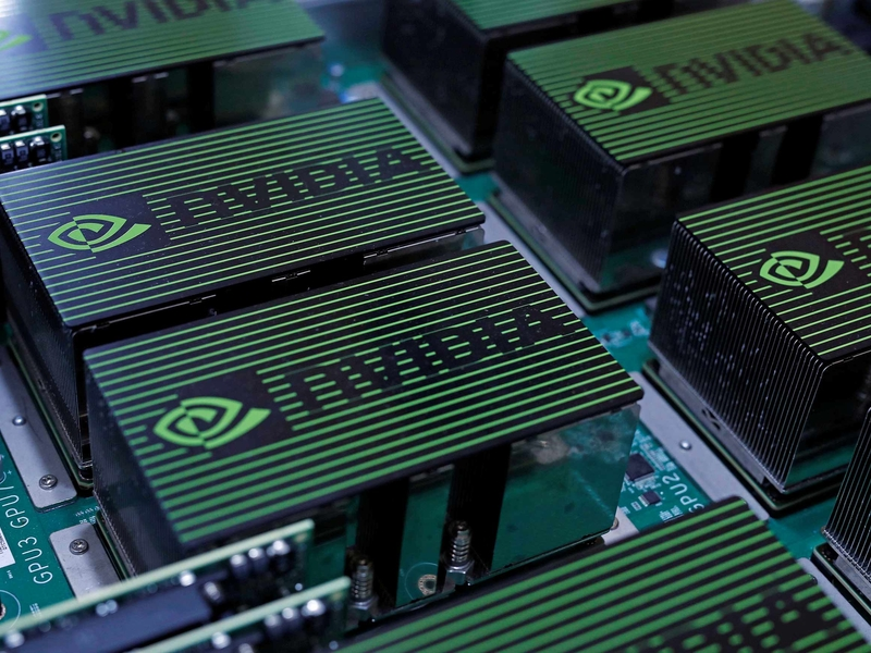 Nvidia turns to driver-assistance market as autonomous taxis stall