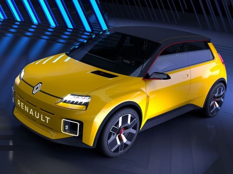 Renault outlines leaner, high-tech future in turnaround plan