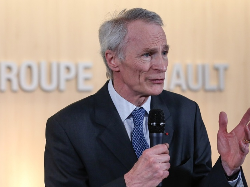 Renault's Senard suggests streamlining decision making with Nissan, report says