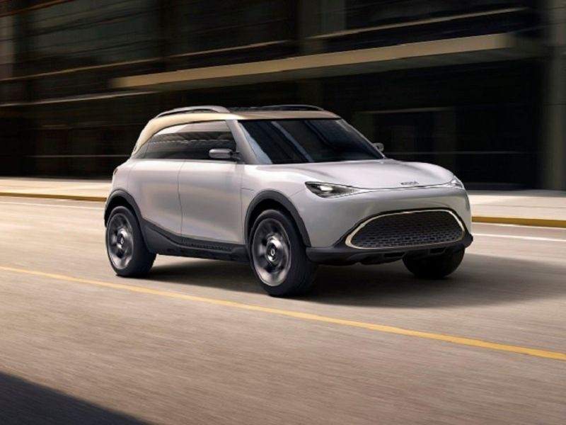 Smart signals upscale ambitions with SUV concept thumbnail
