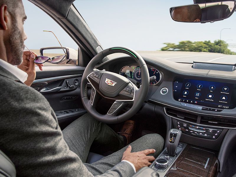 Cadillac backtracks from Super Cruise ad claim
