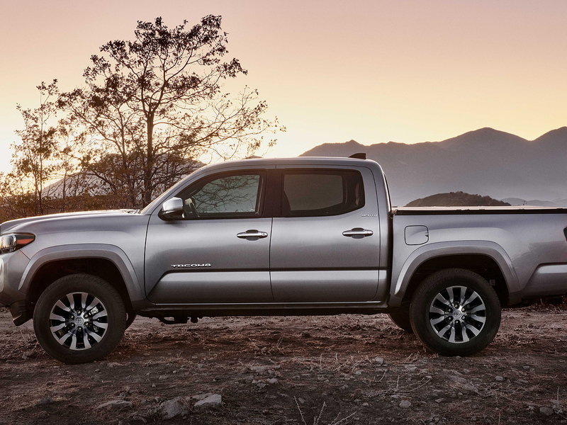 Honda Dealership Chicago >> CHICAGO AUTO SHOW: Toyota updates 2020 Tacoma with new infotainment options, styling touches
