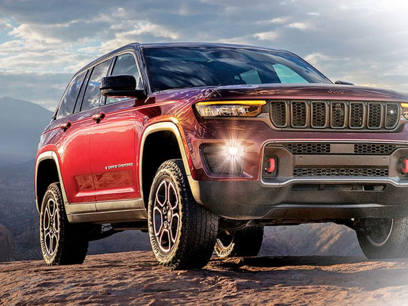Jeep's Jim Morrison takes a shot at Ford