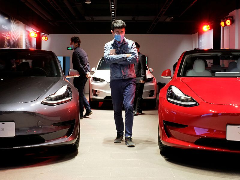 Tesla sold 44,264 China-made vehicles in August, report says thumbnail