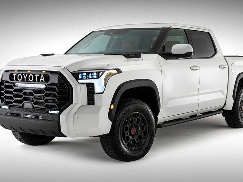 2022 Toyota Tundra to make auto show debut at Detroit's Motor Bella thumbnail