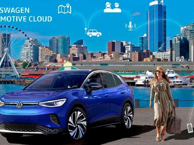 VW, Microsoft partner to develop self-driving software thumbnail
