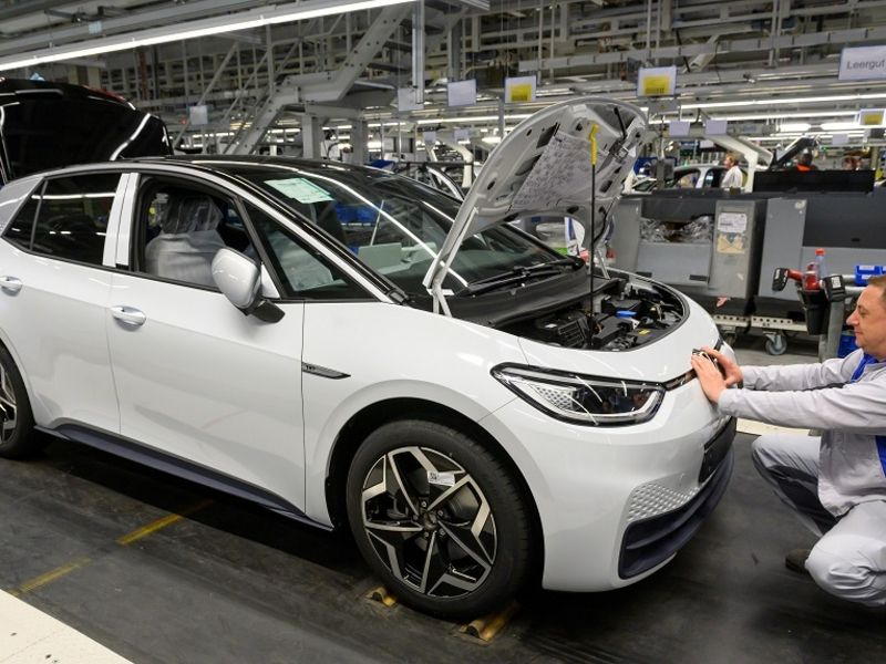 VW says chip crunch may cause further production cuts