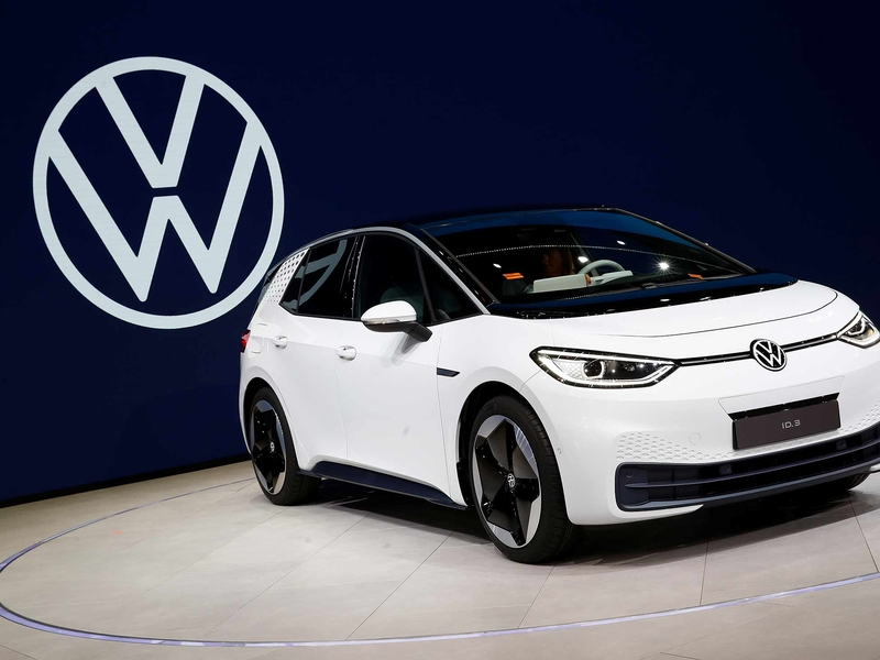 VW's EV push starts with ID3 (but not in N. America)