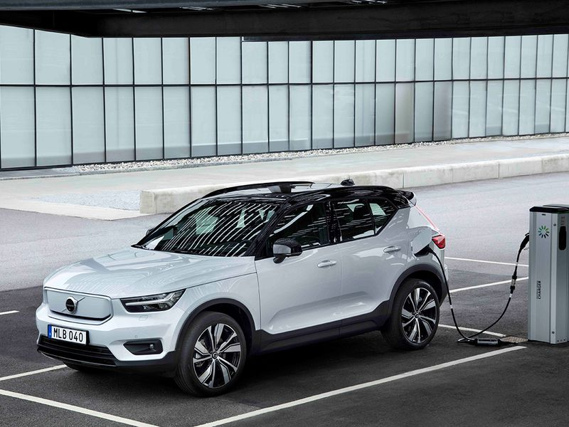 Volvo's first EV priced to move starting at $54,985