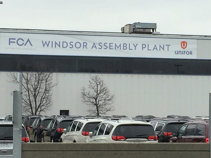FCA to invest $262M in Ontario plant for 'future product,' Unifor says