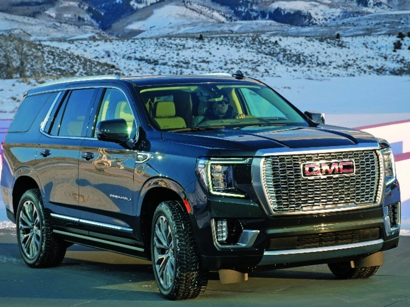 GM to build some pickups, SUVs without start-stop feature thumbnail