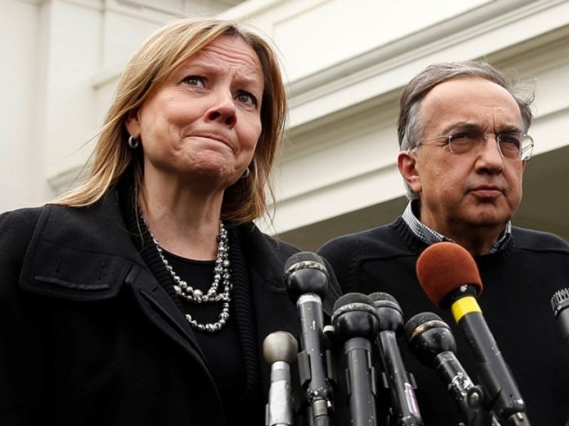 General Motors declares corporate war on Fiat Chrysler