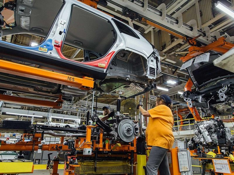 Jeep Cherokee plant down for week because of chip shortage thumbnail