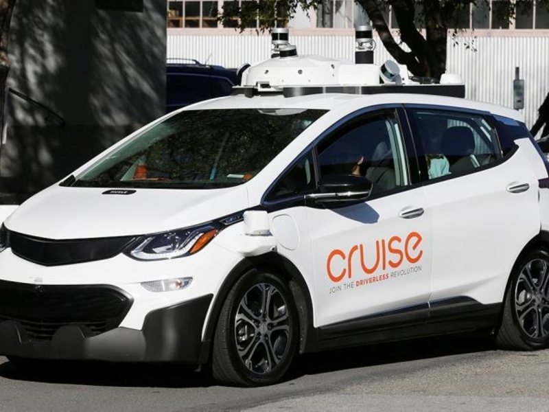 GM faces pushback on U.S. self-driving vehicle plan