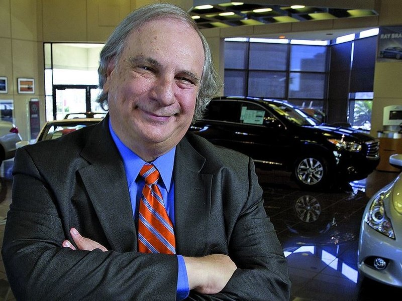Car Dealerships New Orleans >> New Orleans dealer Ray Brandt dies at 72