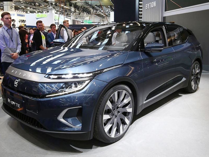 Foxconn seals manufacturing deal with EV startup Byton