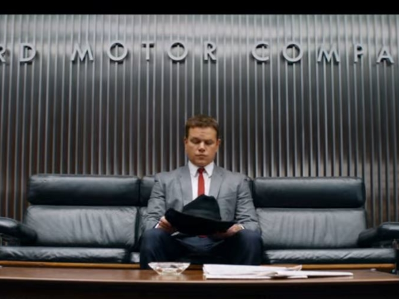 Hollywood takes on iconic racing story in 'Ford v Ferrari'