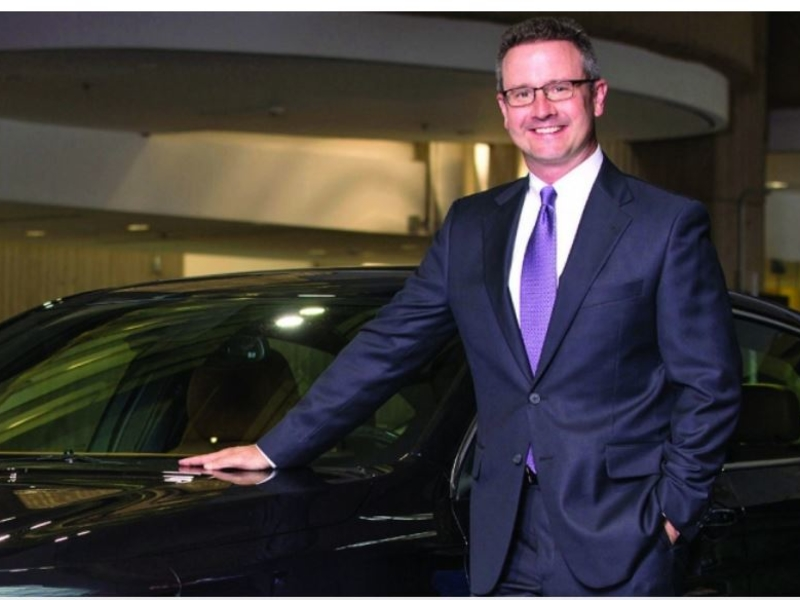 Chevy marketing VP Paul Edwards departs