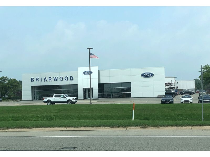 U.S. dealer lots have been dramatically low on inventory all summer. Pictured is a Ford dealership near Ann Arbor, Mich., from earlier this summer. U.