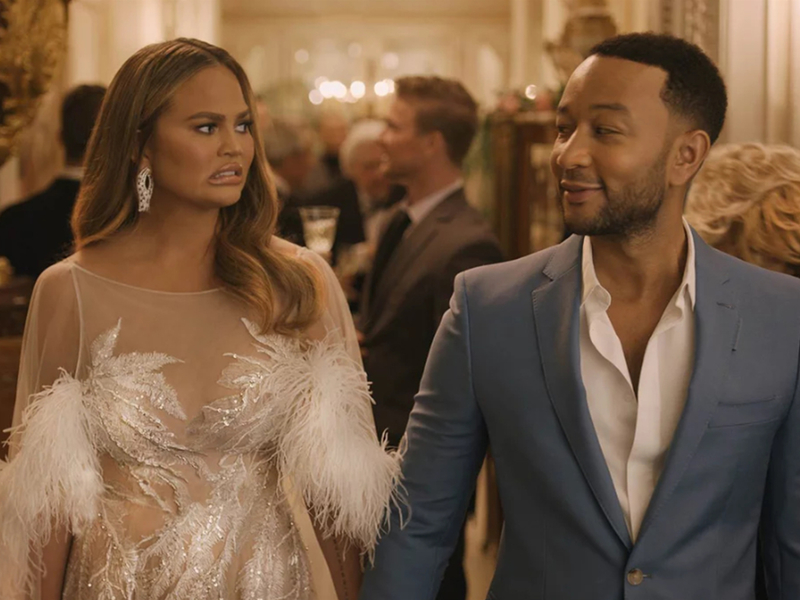 Genesis to make first Super Bowl splash with John Legend, Chrissy Teigen