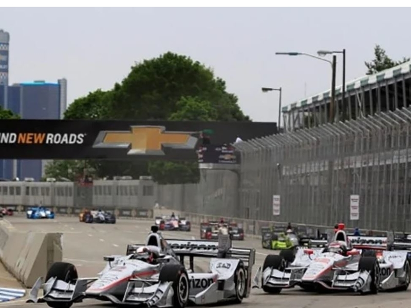 IndyCar's Detroit Grand Prix canceled