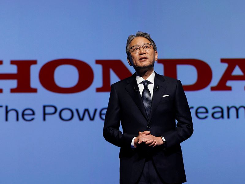 Honda to go all-in on EVs, fuel cells by 2040 thumbnail