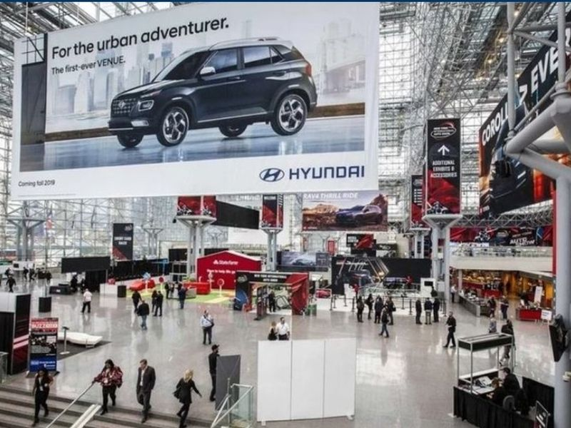 New York auto show moving to August 2021