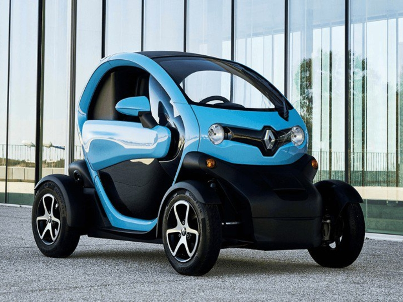 Kia Dealership Houston >> Renault Twizy gets new life in Korea as motorcycle replacement