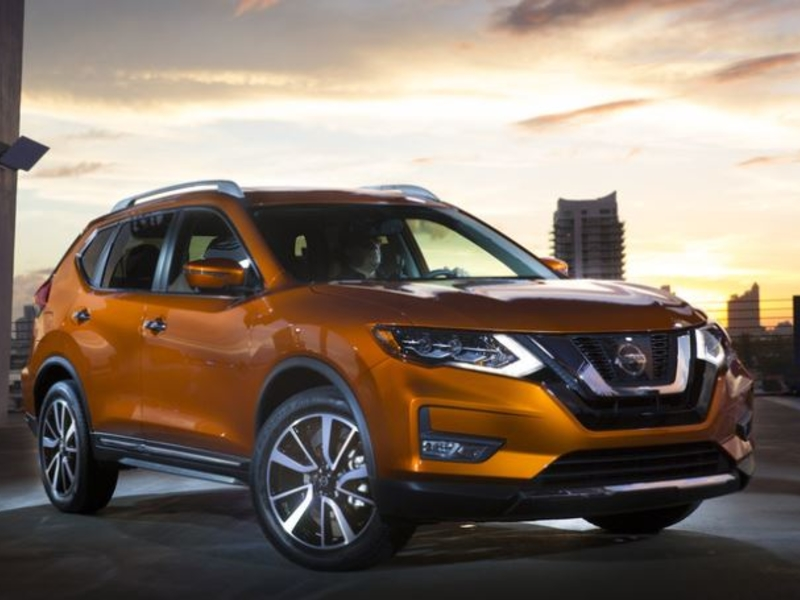 NHTSA probes Nissan Rogue over unintended braking