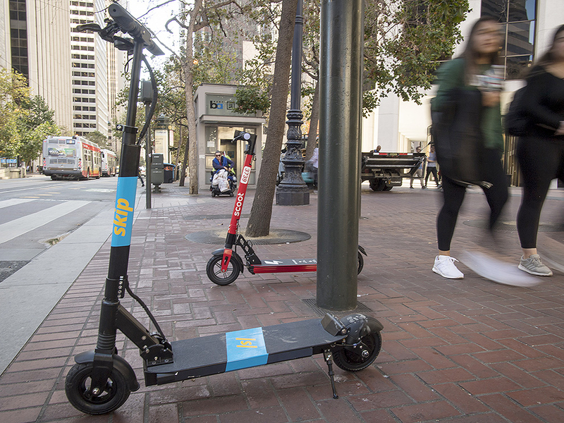 City travel ripe for switch to scooters, yet headwinds abound
