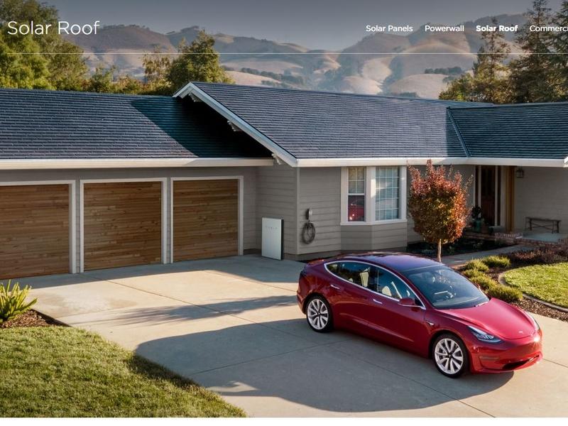 Amazon joins Walmart in saying Tesla solar panel caught fire