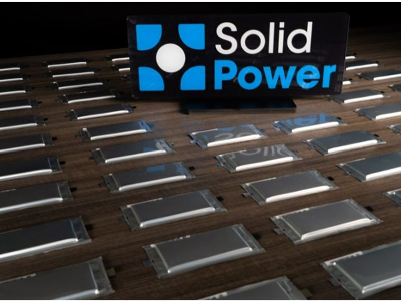 Ford-backed Solid Power to go public in $1.2 billion SPAC deal thumbnail