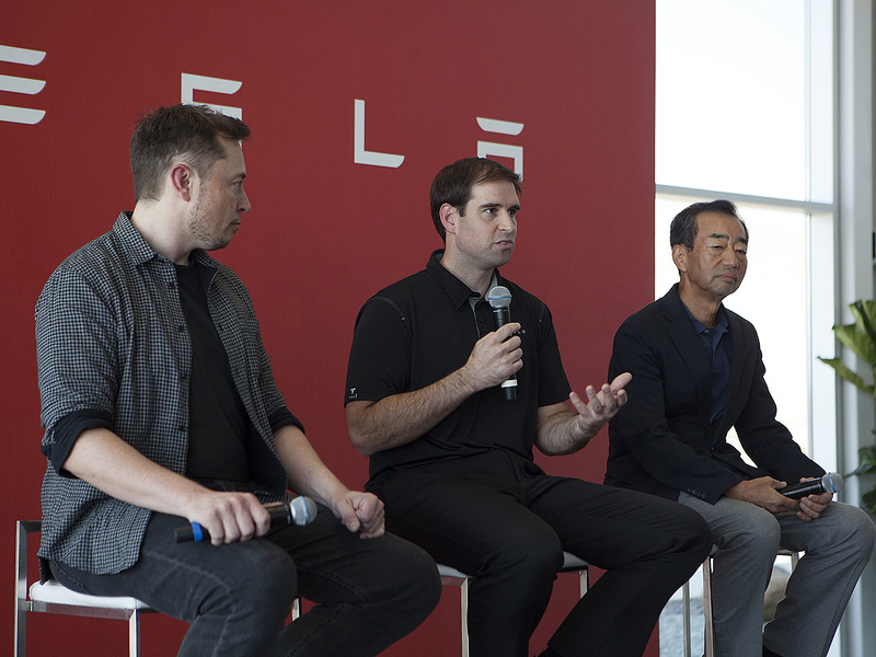 A Tesla co-founder aims to build an entire U.S. battery industry thumbnail