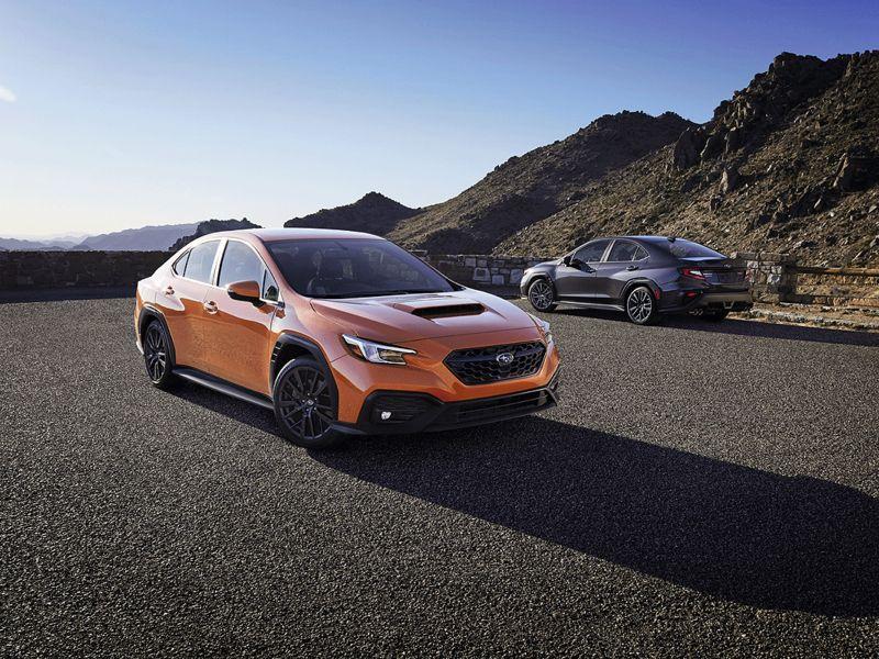 Fifth-gen Subaru WRX still rowdy but adds refinement thumbnail