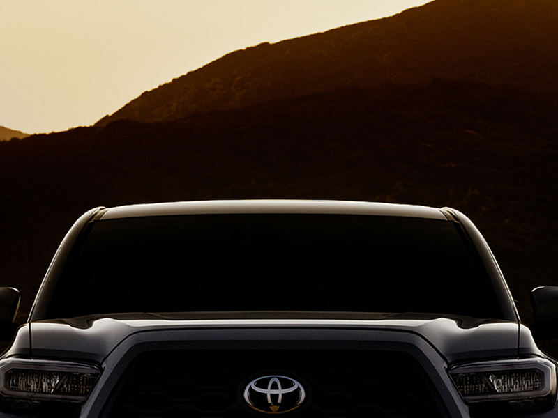 Dealerships That Buy Cars >> 2020 Toyota Tacoma's message: Bring it on