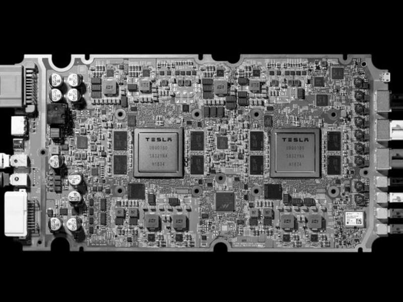 Musk boasts Tesla has 'best chip in the world,' but Nvidia begs to differ