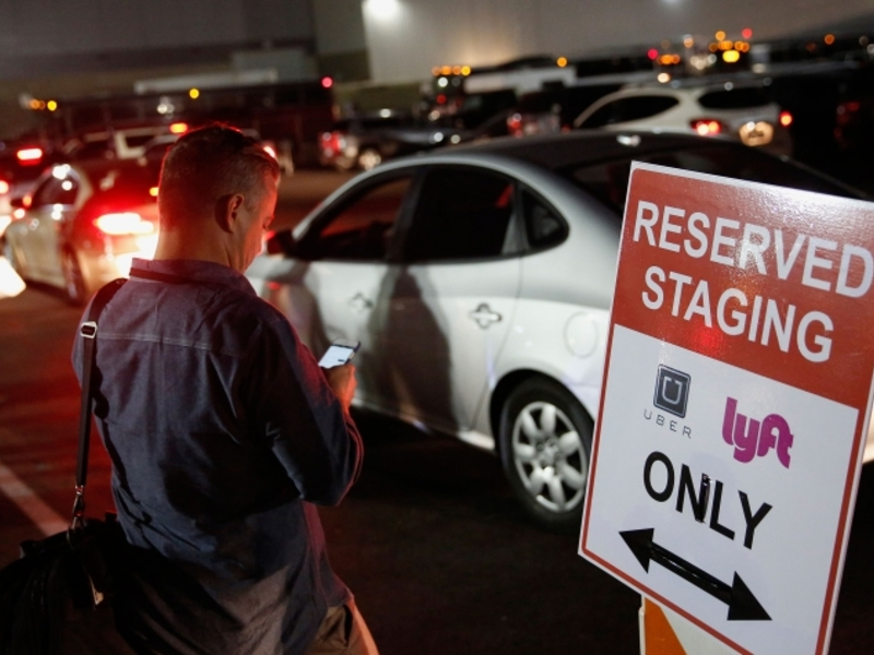 Uber, Lyft have a Calif. playbook to fight proposed federal labor rules thumbnail
