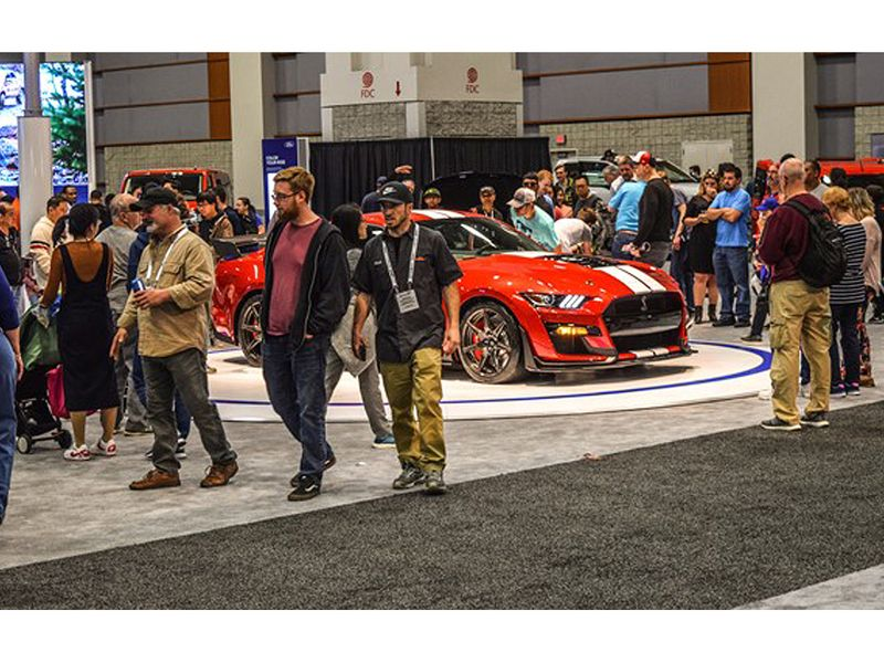 Washington Auto Show postponed amid ongoing COVID-19 pandemic